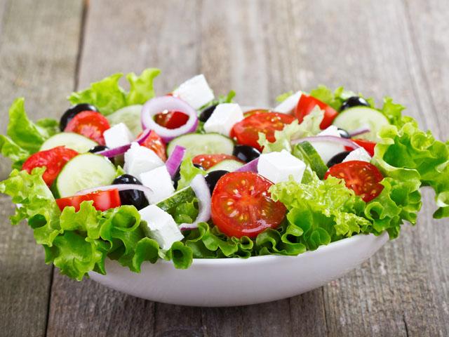 Salads - Zest