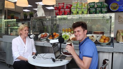 The Plant Code Podcast Ep.18 – Healthy Eating