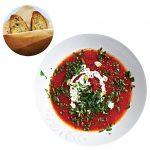 Zest Homemade Hearty Soup natural Healthy Food Dubai